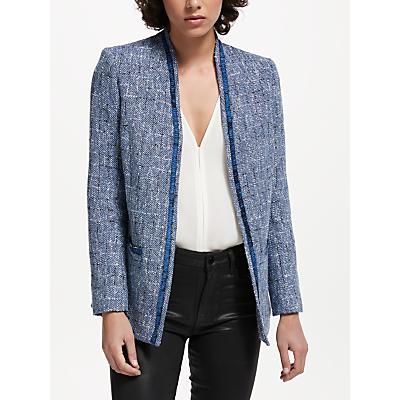 Helene For Denim Wardrobe Colette Jacket, Denim 8