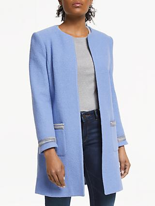 Helene For Denim Wardrobe Alice Jacket, Blue