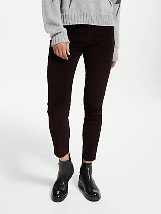 DL1961 Farrow High Rise Cropped Skinny Jeans