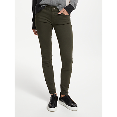 DL1961 Florence Mid Rise Skinny Jeans, Dale