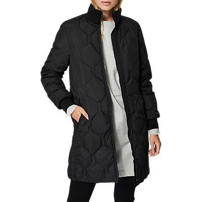 Selected Femme Olta Down Padded Jacket, Black