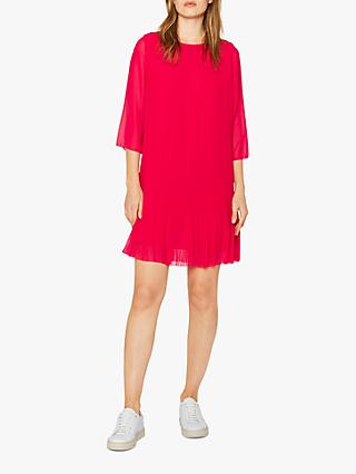 PS Paul Smith Pleated Tunic Dress