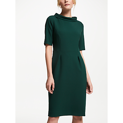 Bruce by Bruce Oldfield Picture Collar Dress, Green