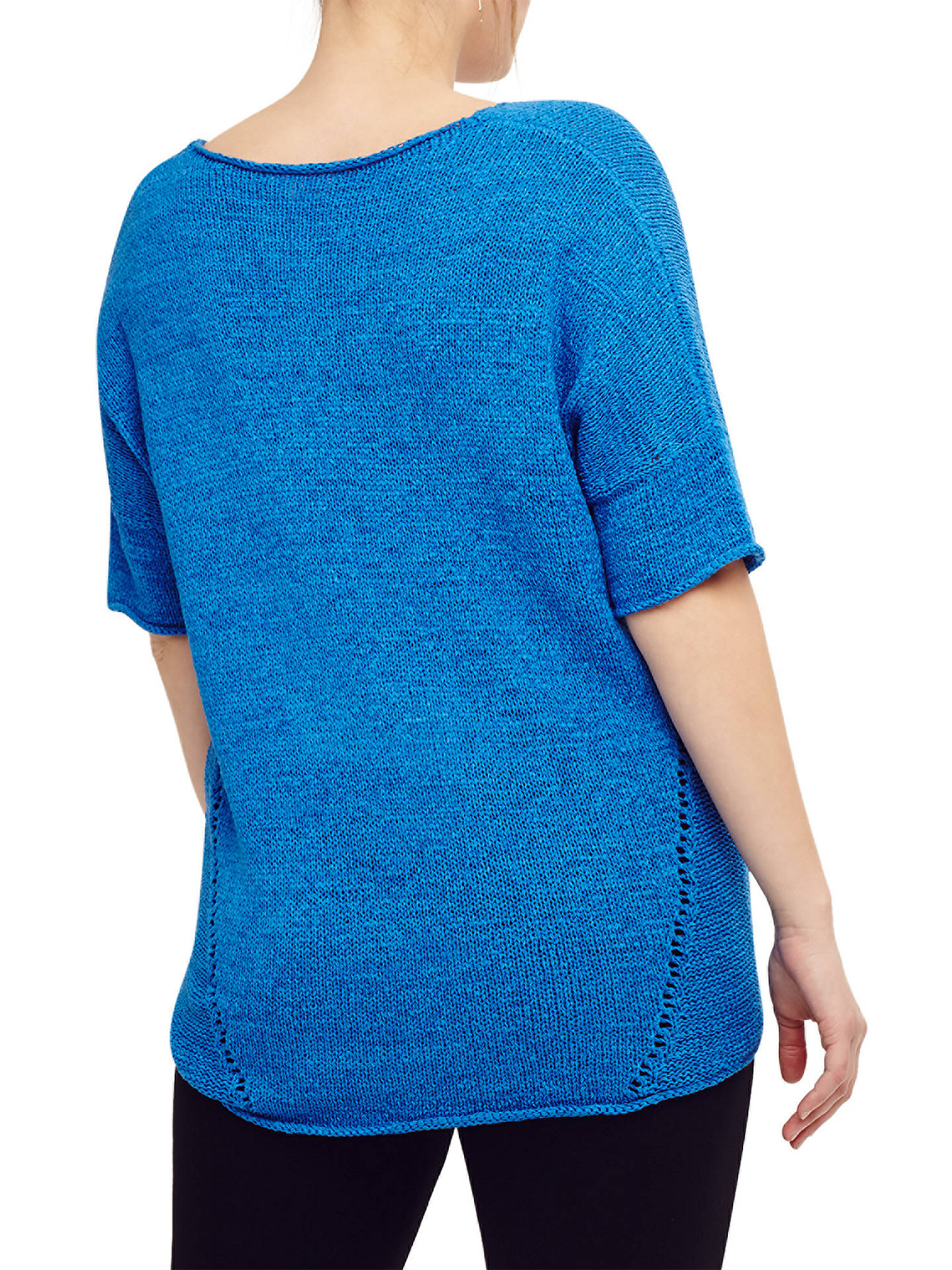 Buy Studio 8 Laura Jumper, China Blue, 20 Online at johnlewis.com