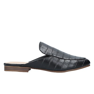 KG by Kurt Geiger Malin Block Heel Mule Loafers