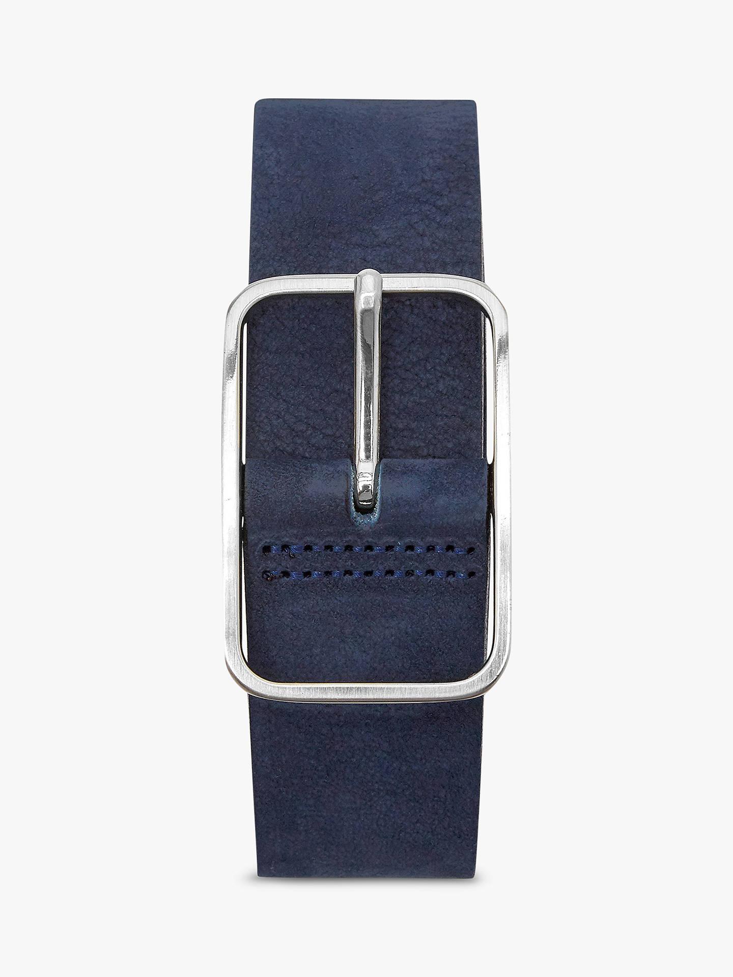 fdfee3da502c Ted Baker Escobar Bovine Leather Belt at John Lewis   Partners