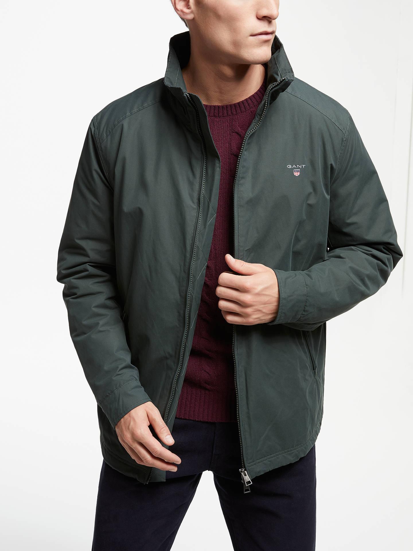 Gant At Mid John Partners Jacket Green amp; Lewis Length rxgprOIqw