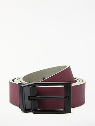 John Lewis & Partners Two Tone Belt