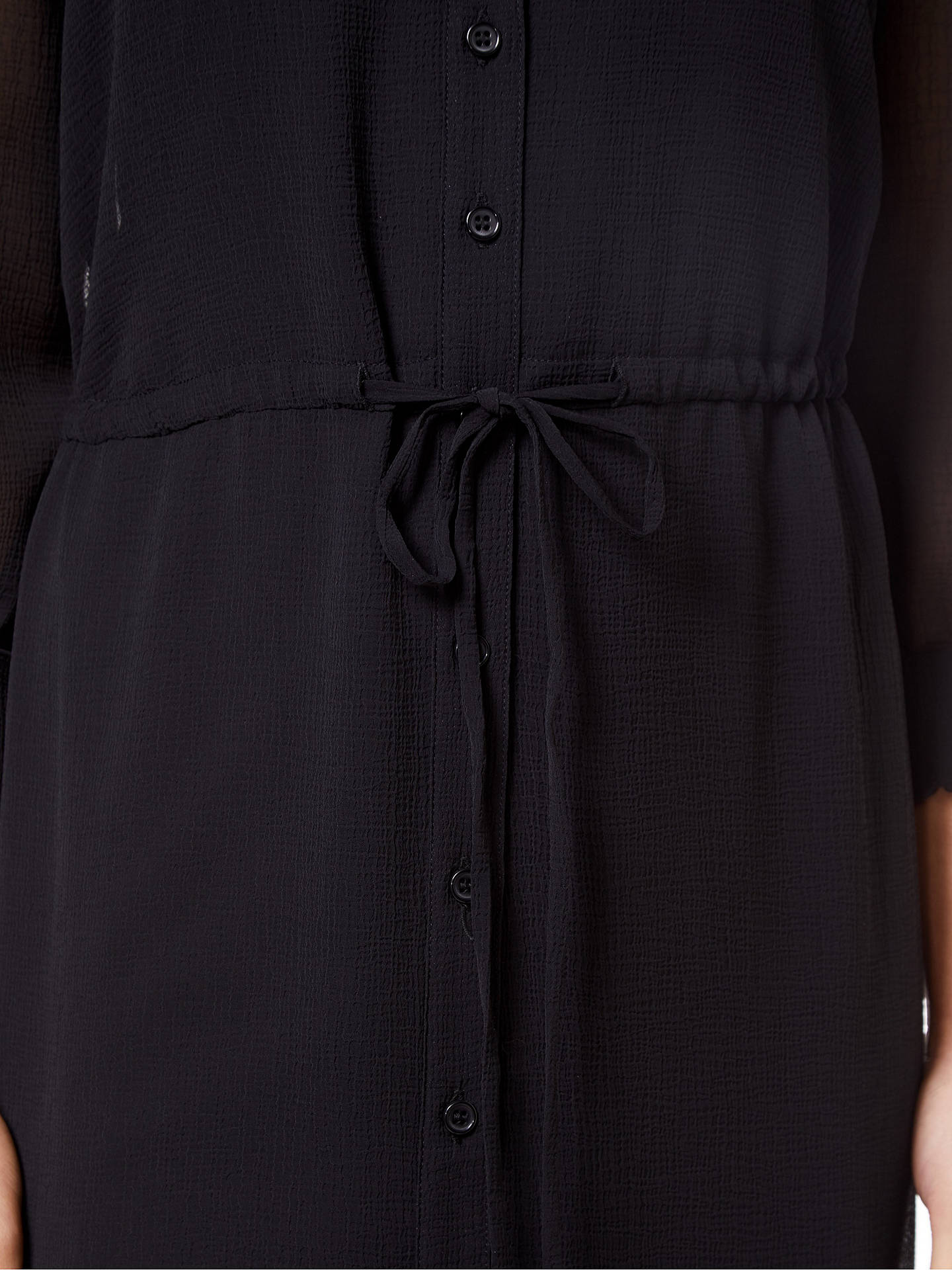 BuyAdrianna Papell Spider Maxi Dress, Black, 6 Online at johnlewis.com
