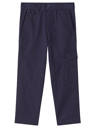 Buy Beavers, Cubs & Scouts Activity Trousers, Navy, 11-12 years Online at johnlewis.com