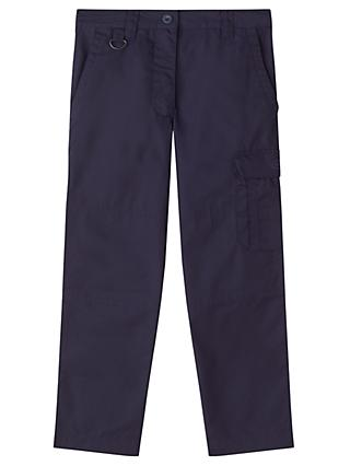 Beavers, Cubs & Scouts Girls' Activity Trousers, Navy