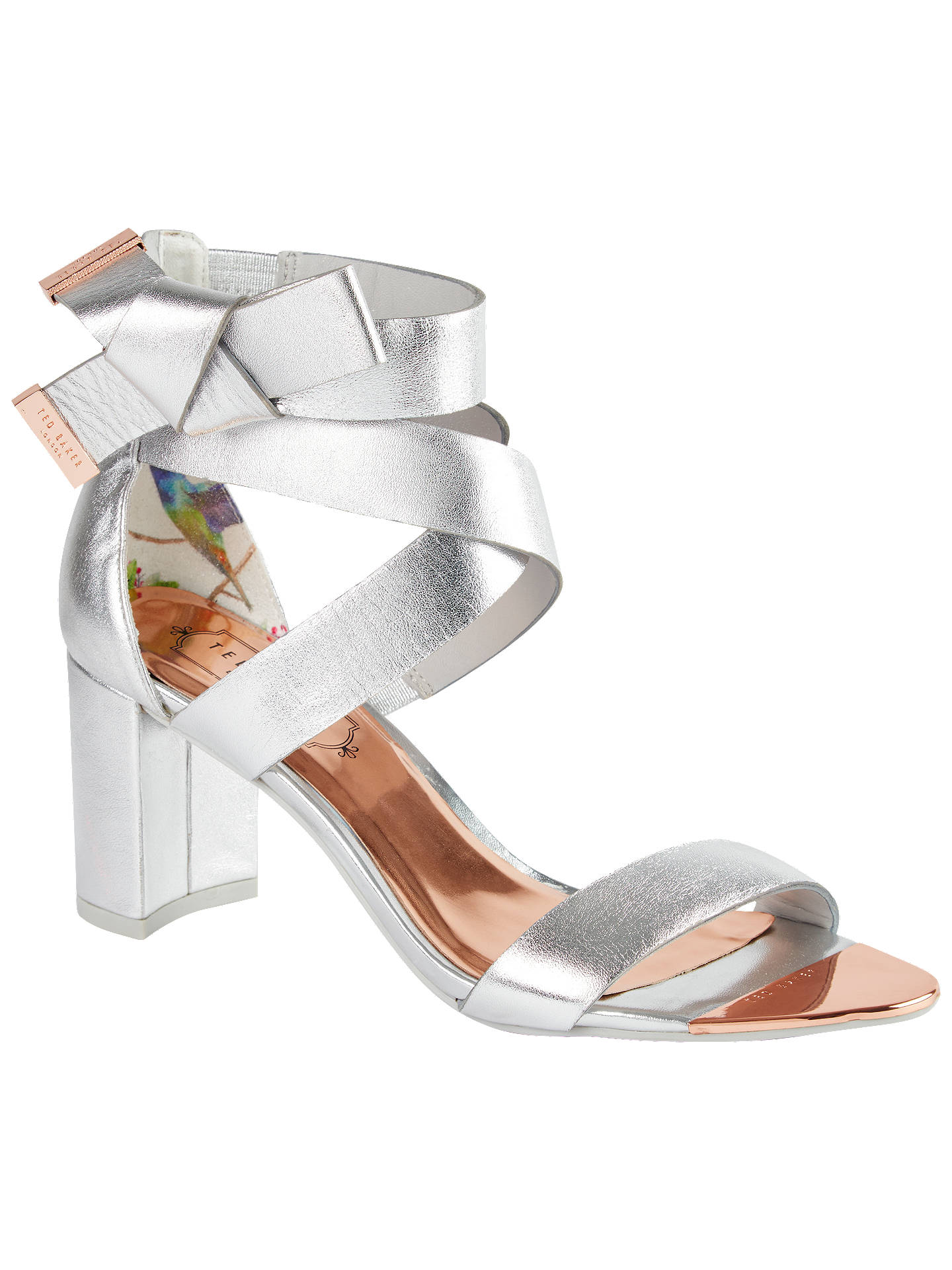 9720d0b8f7d Buy Ted Baker Peyepa Block Heel Sandals
