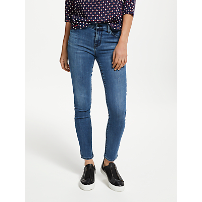 J Brand 811 Mid Rise Skinny Jeans, Fuse