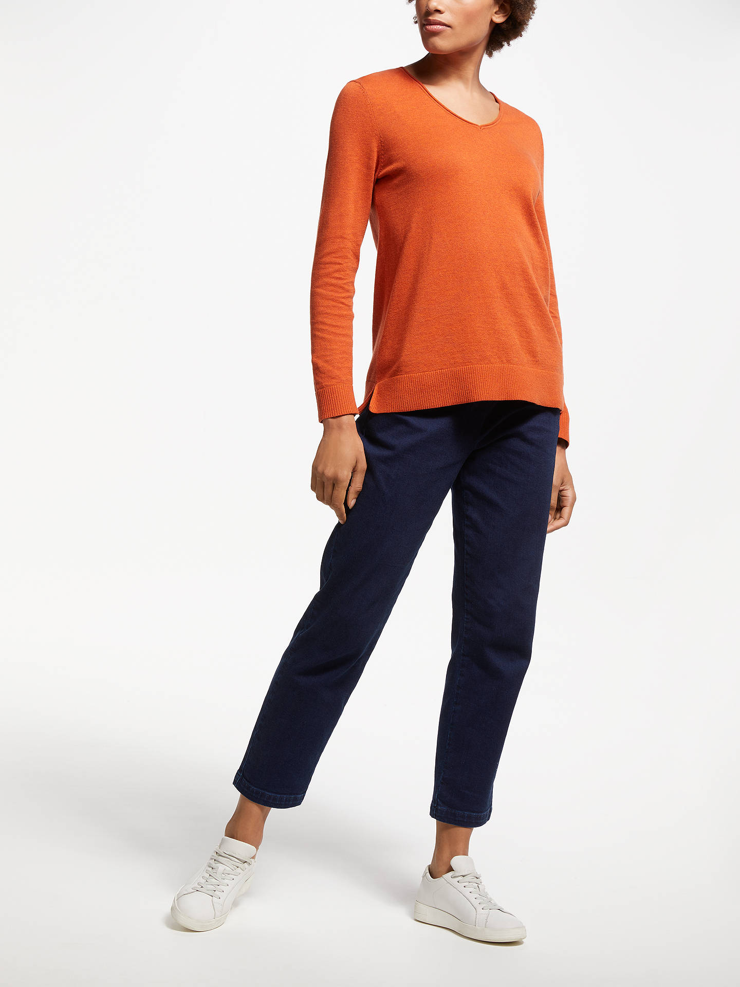 Buy Seasalt Plunge Pool Jumper, Oar, 14 Online at johnlewis.com