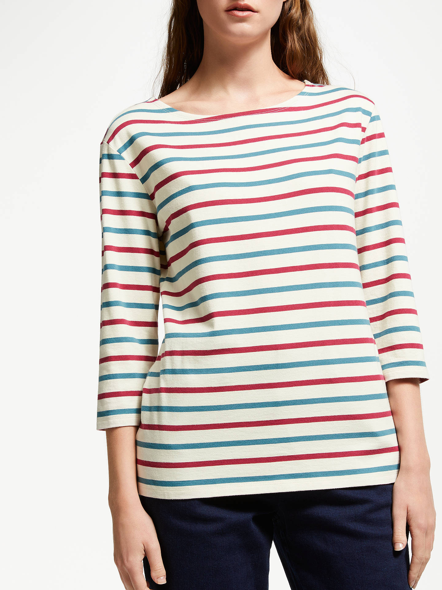 BuySeasalt Sailor Jersey Top, Duet Eden Freesia, 8 Online at johnlewis.com