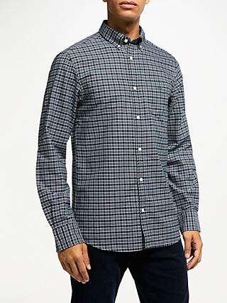 GANT Tech Prep Long Sleeve Check Shirt 22ff44eacbb60