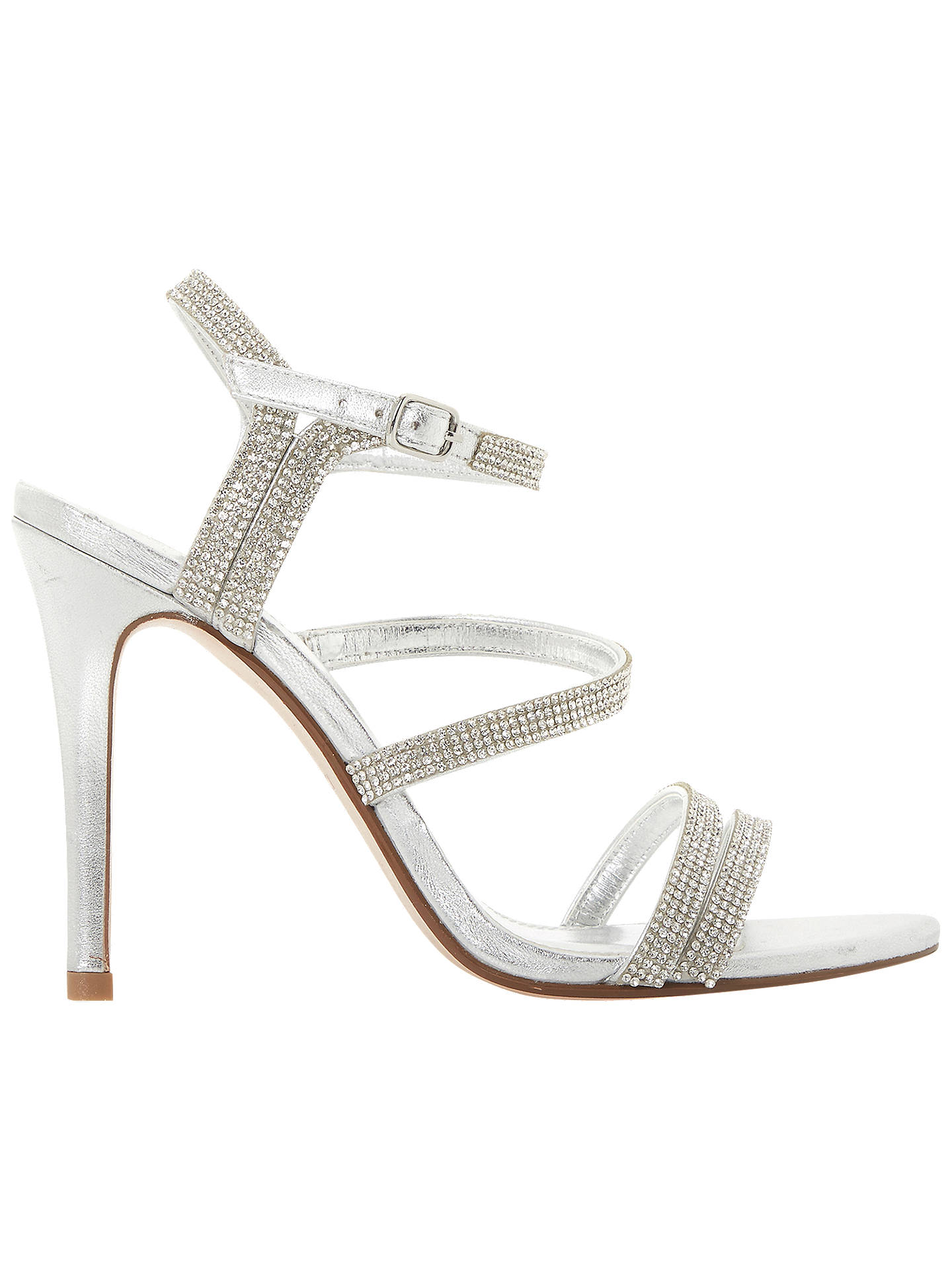 ae73f5860c8 Buy Dune Madonna Embellished Strappy Stiletto Heel Sandals