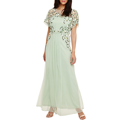 Phase Eight Collection 8 Carla Maxi Dress, Duck Egg