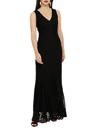 Phase Eight Collection 8 Camila Maxi Dress, Black