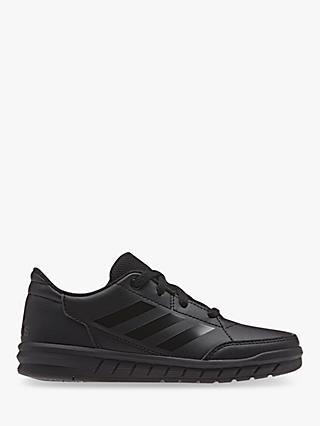 sports shoes ef7f0 f3d02 adidas Childrens Alta Sport K Lace Trainers