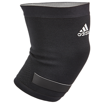 Image of adidas Knee Support Brace, Black