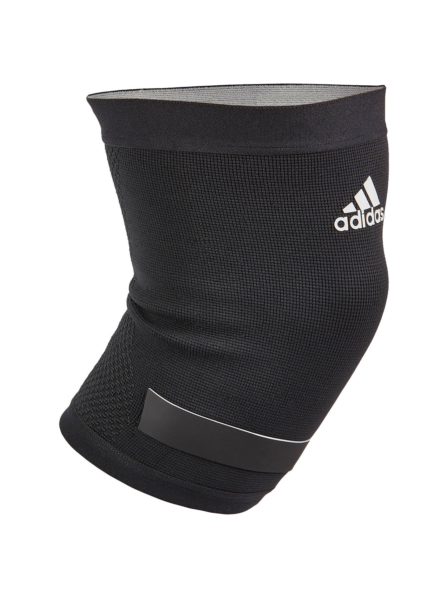 Buyadidas Knee Support Brace, Black, S Online at johnlewis.com