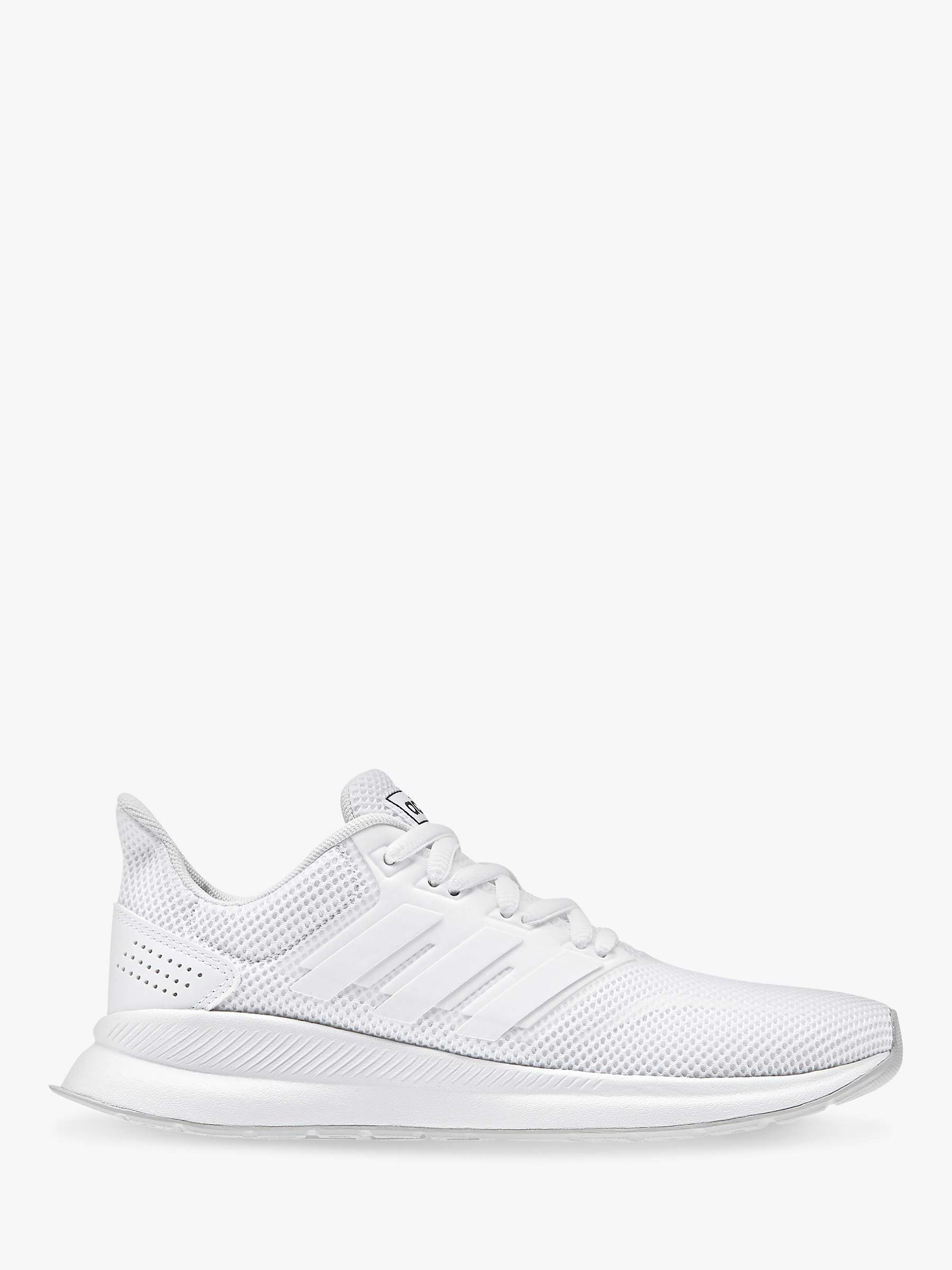 adidas Children's Runfalcon Lace Up Trainers, FTWR White
