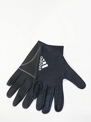 watch be2c5 1a8ca adidas Training Finger Gloves, Black