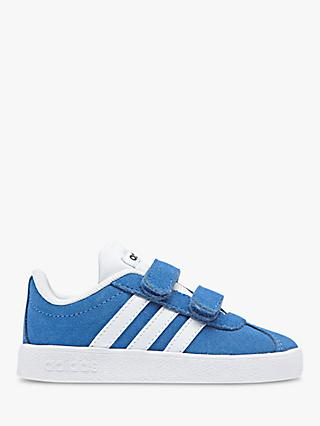 1c75e22f9a0 adidas Junior VL Court 2.0 Trainers