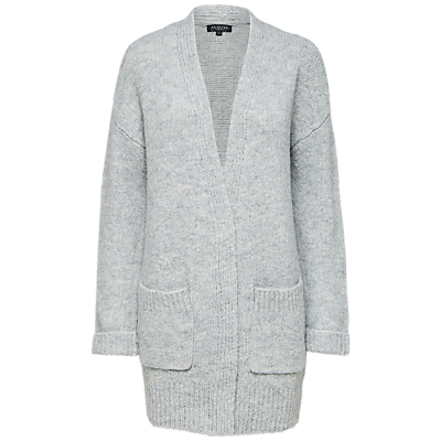 Selected Femme Regina Cardigan, Grey
