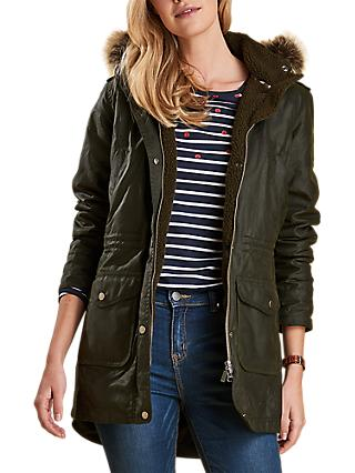 Barbour Bridport Waxed Hooded Jacket