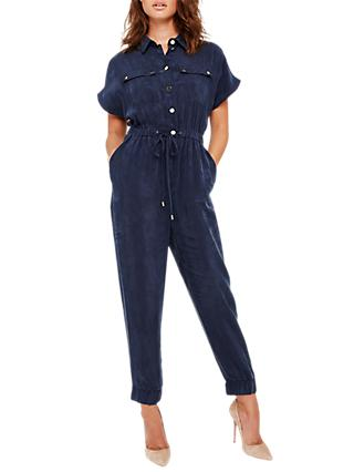 Damsel in a Dress Monica Jumpsuit, Navy