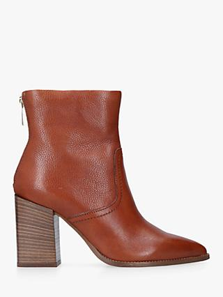 2822511998ce Carvela Shot High Block Heel Ankle Boots