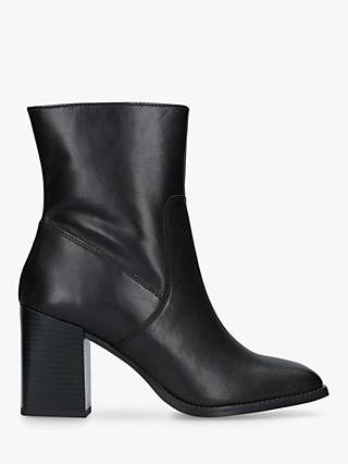 0dd359ae8912 Carvela Shiraz Block Heeled Ankle Boots