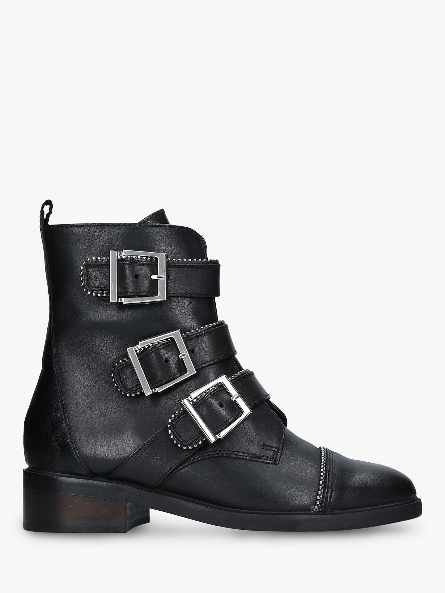 99d6a9034600 Buy Carvela Sparse Triple Buckle Ankle Boots