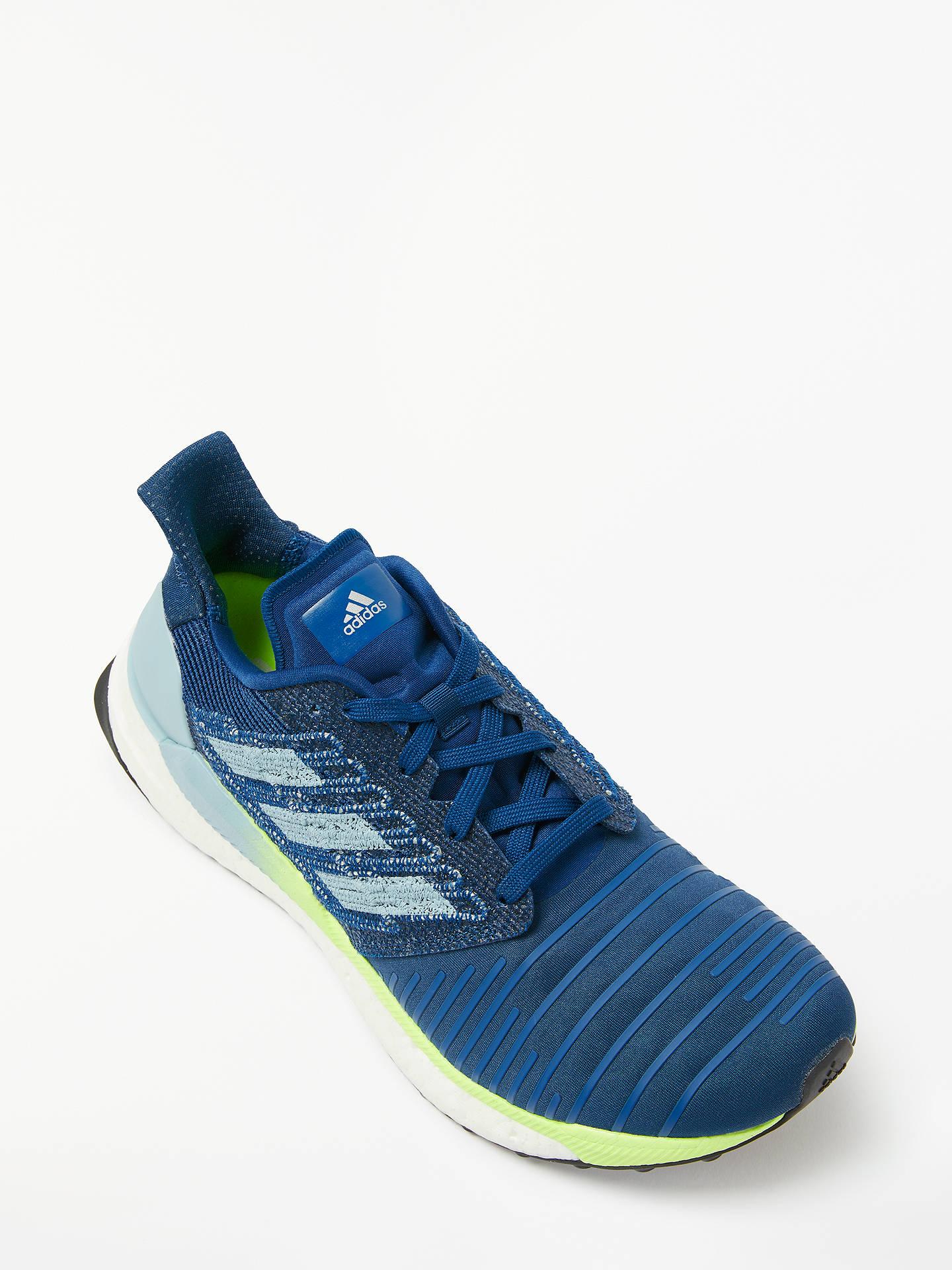 442a2c9bcd adidas Solar Boost Men's Running Shoes, Legend Marine/Ash Grey at ...