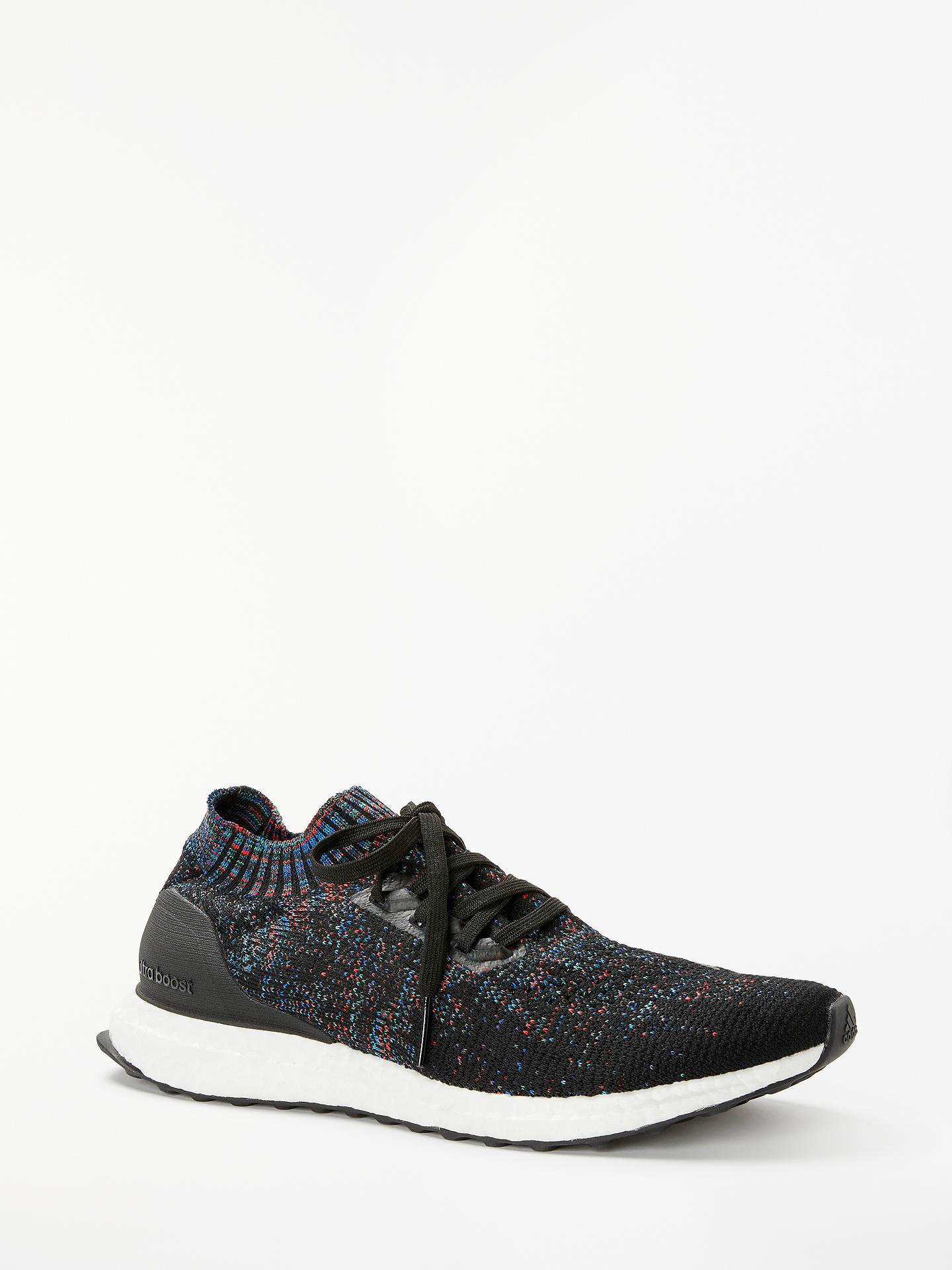 half off cee2b 6a4bf ... Buy adidas UltraBOOST Uncaged Men s Running Shoes, Core Black Active  Red, 7 Online ...