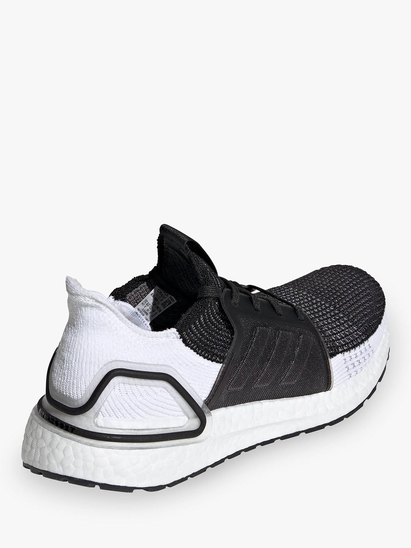 adidas UltraBOOST 19 Men's Running Shoes, Core BlackGrey