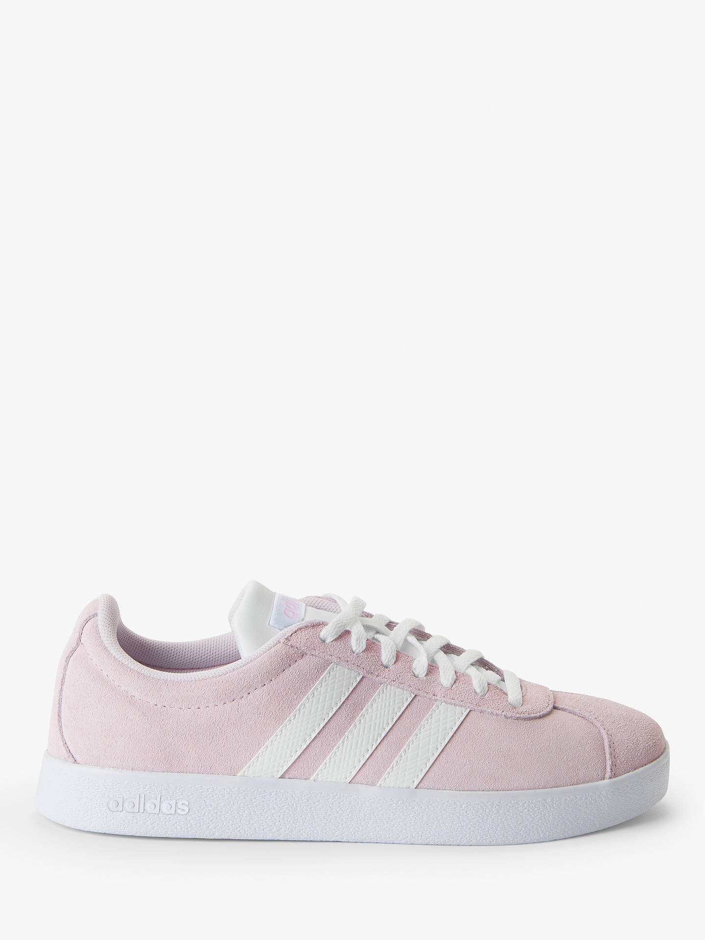 sale retailer dec34 f8ccc Buy adidas VL 2.0 Court Women s Trainers, Aero Pink White, 4 Online at ...