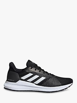 best sneakers 2b796 2d230 adidas Solar Blaze Women s Running Shoes, Black White Grey Six