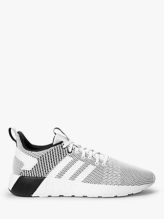adidas Questar BYD Men's Trainers, FTWR White/Core Black