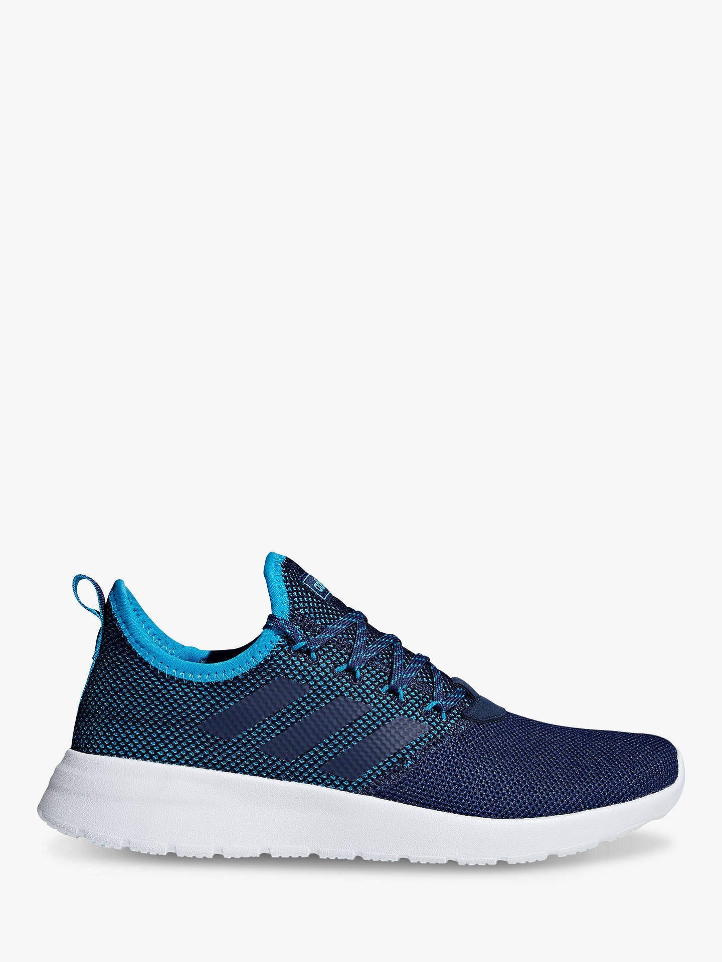 reputable site e30eb 71638 Buy adidas Lite Racer RBN Men s Trainers, Dark Blue Shock Cyan, 7 Online ...