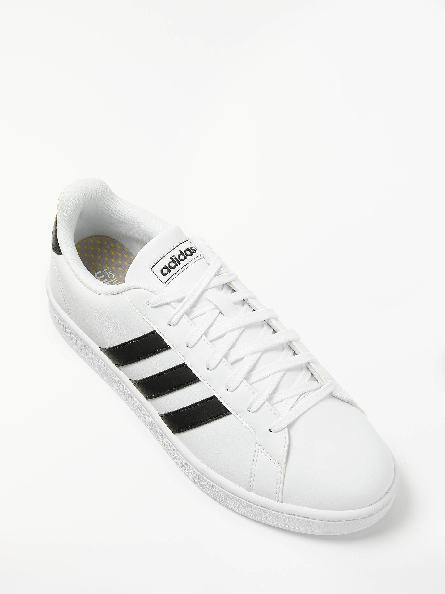98466b99aa adidas Grand Court Men s Trainers at John Lewis   Partners