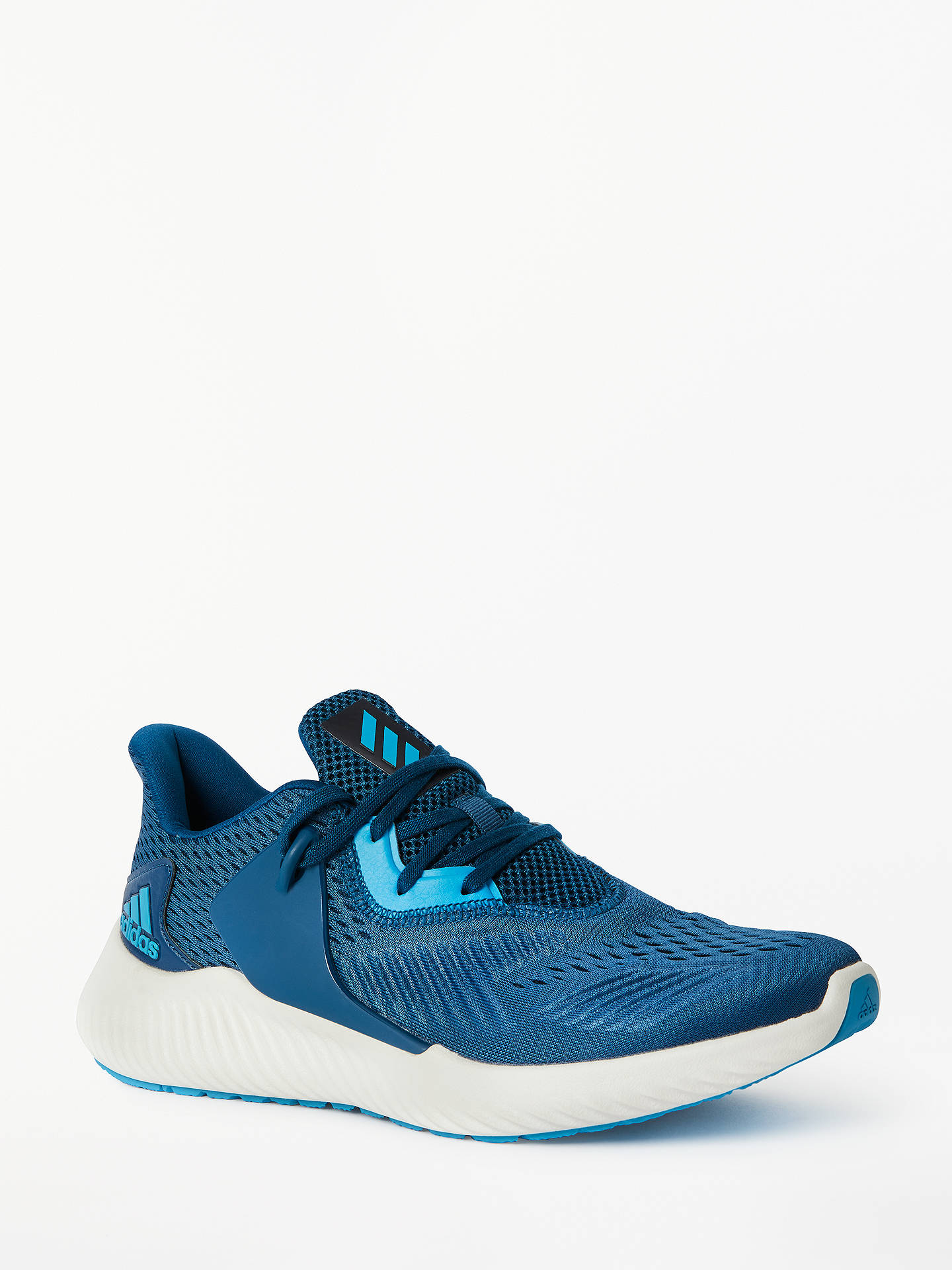 100% authentic a0420 a44df ... Buy adidas Alphabounce RC 2.0 Men s Running Shoes, Legend Marine Shock  Cyan Cloud ...