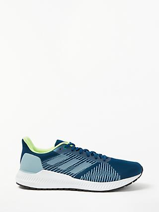 adidas Solar Blaze Men's Running Shoes, Legend Marine/Ash Grey
