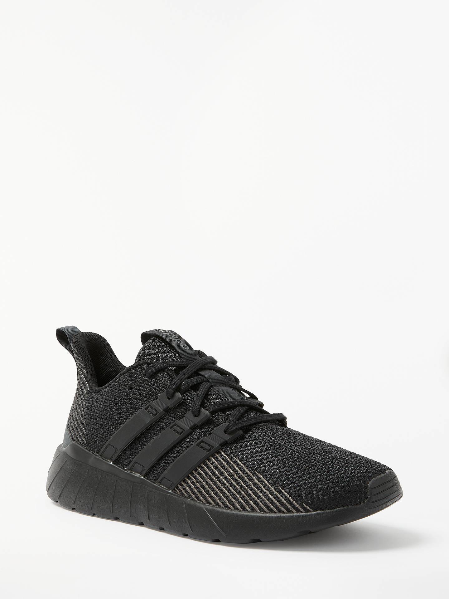 b68711a139 adidas Questar Flow Men's Trainers, Core Black/Grey Six