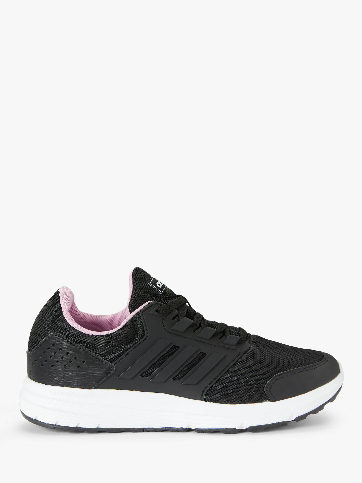 57f91a19524 adidas Galaxy 4 Women's Running Shoes, Core Black/True Pink