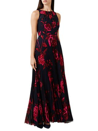 Hobbs Talia Maxi Dress, Multi