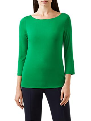 Hobbs Sonya Top, Apple Green