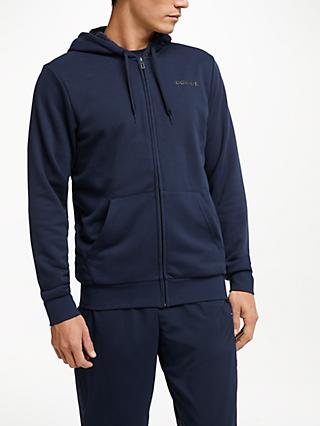 adidas Essentials Linear Zip Hoodie, Legend Ink